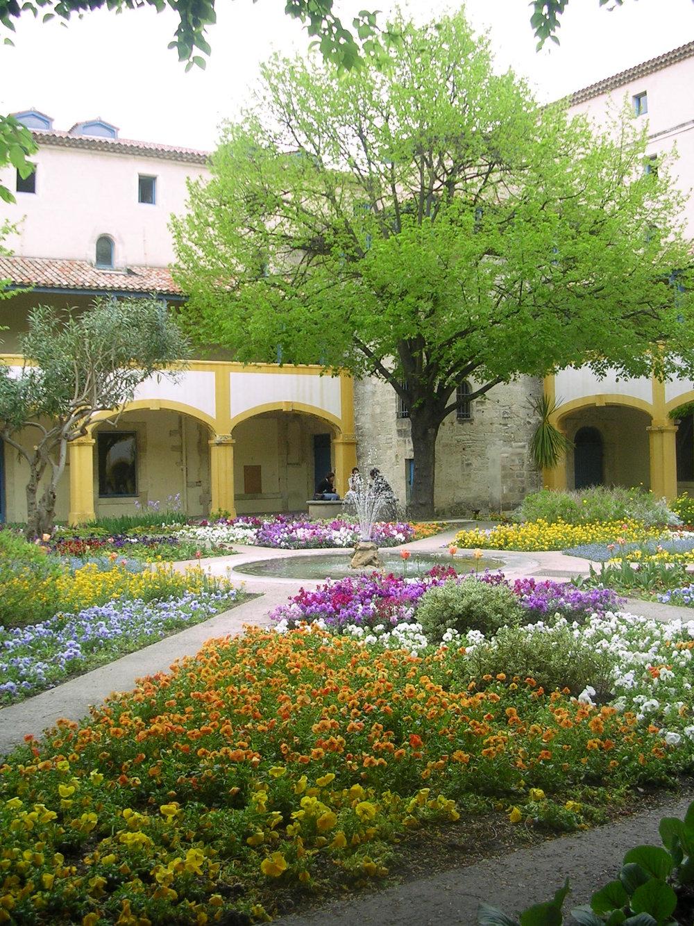 Van Gogh Garden, Arles