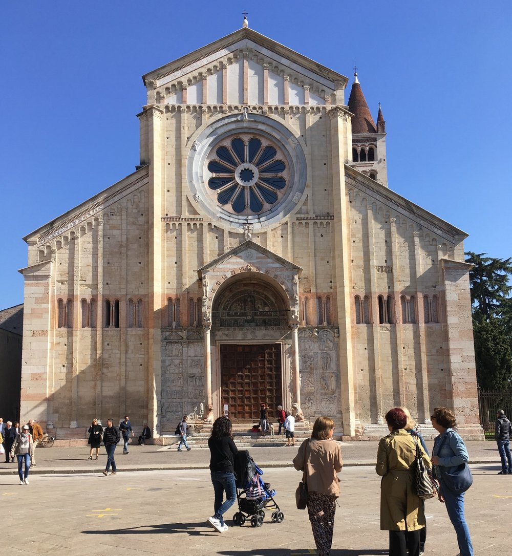 Cathedral of San Zeno, Verona