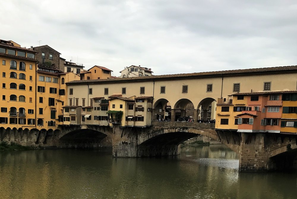 It's hard to complain about having to spend an unexpected day in Florence.