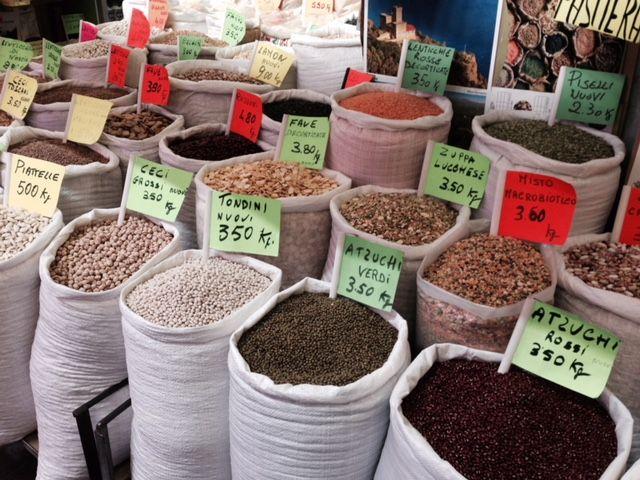 Market, Livorno
