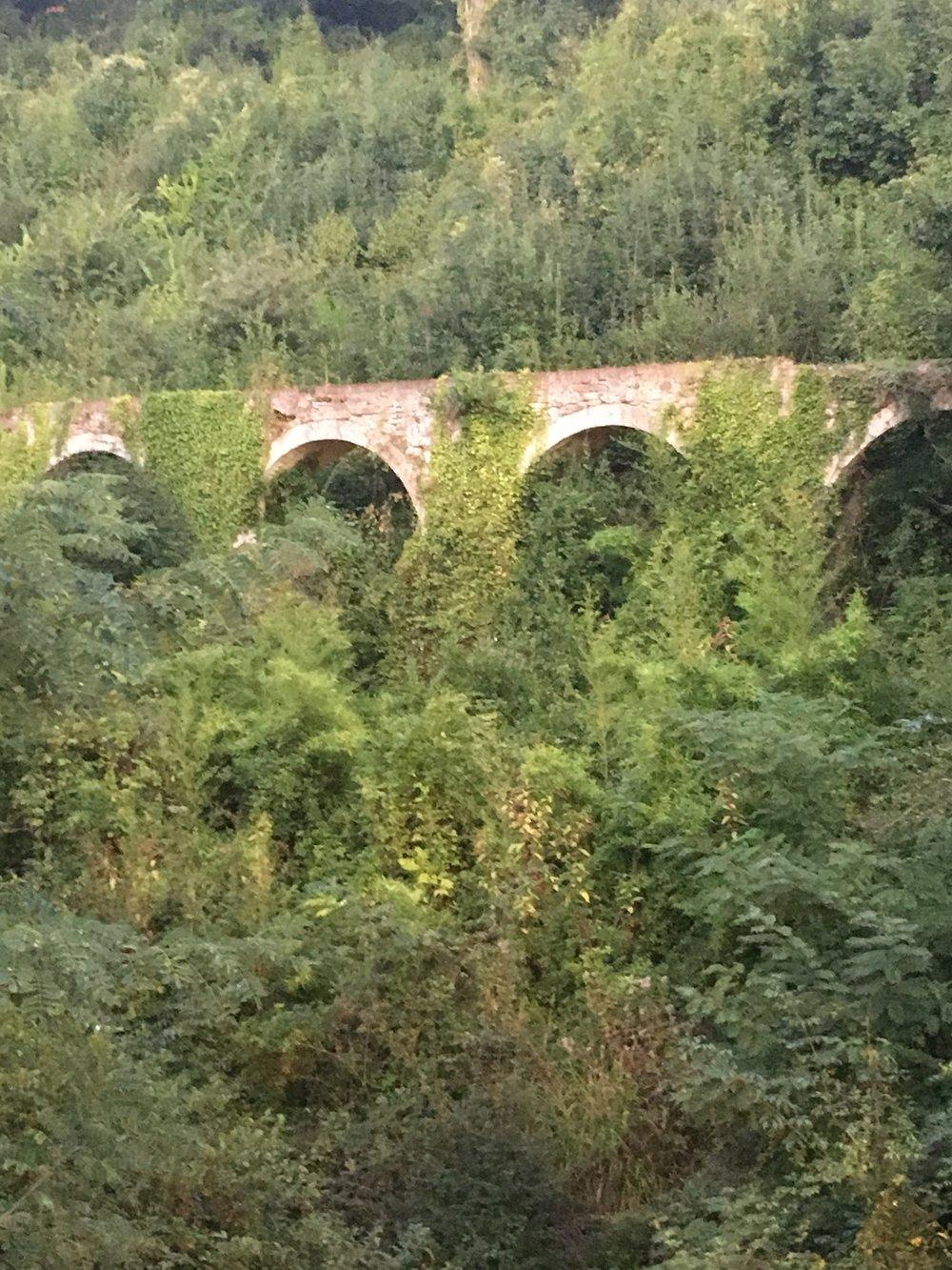 Aqueduct, Ciciana, Lucca, Italy