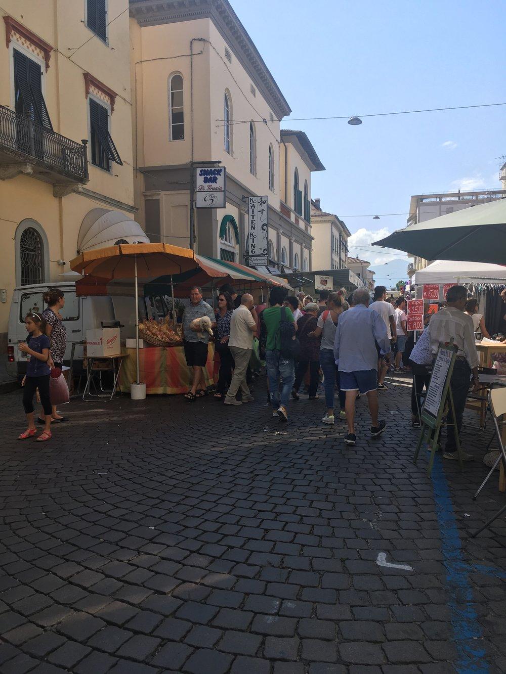 Street Fair, Borgo Giannotti
