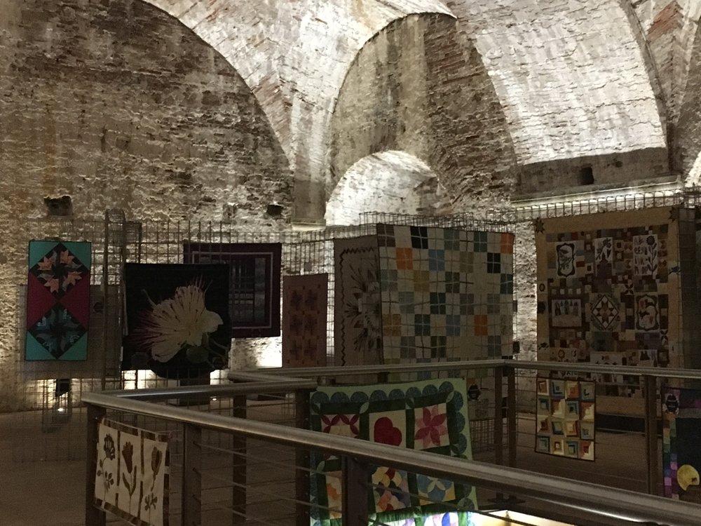 Quilt Art in Lucca