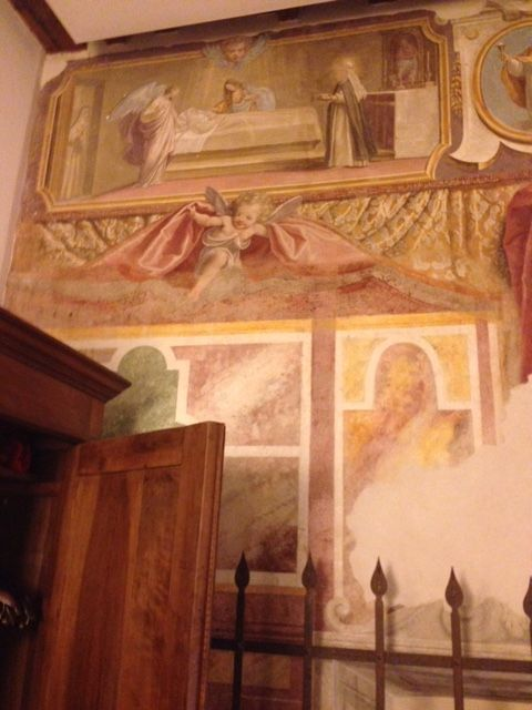 Fresco, Chapel Room