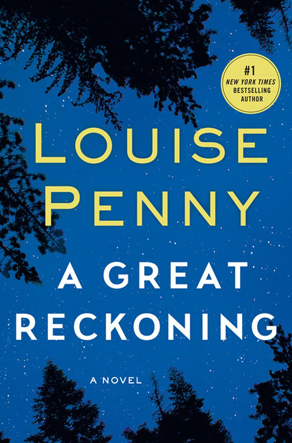 My addiction - Louise Penny's Chief Inspector Aramand Gamache series.  This is book 12.