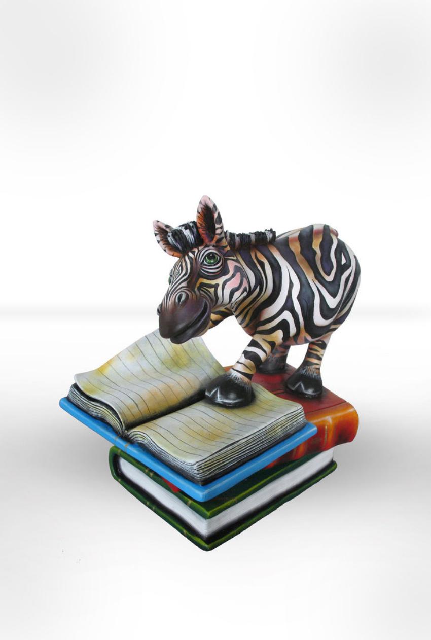 Book Zebra