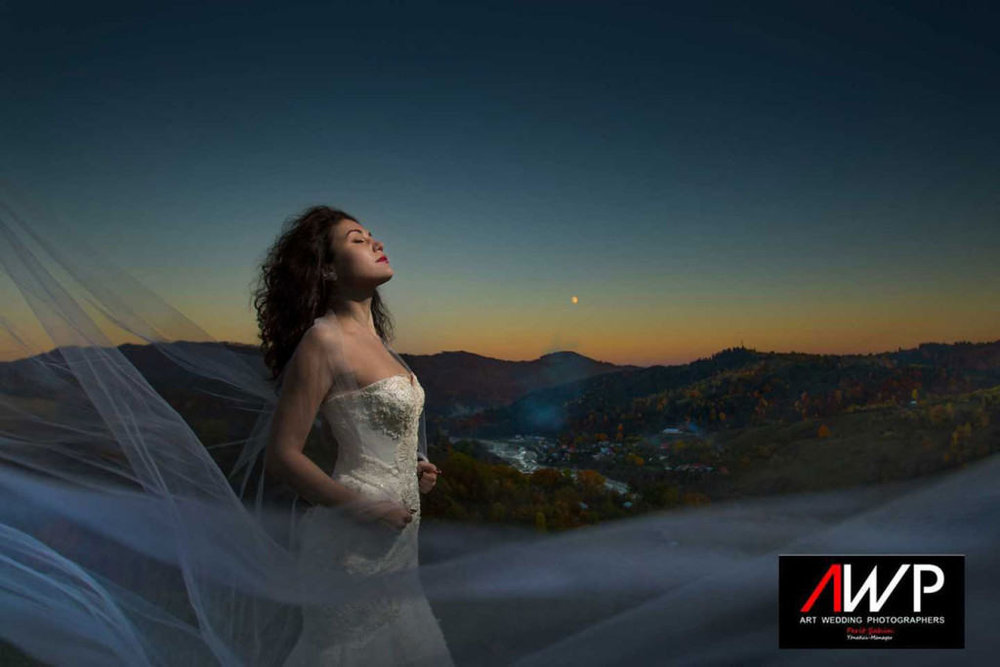 Fotografie premiata in 2015 de catre  Art Wedding Photographers