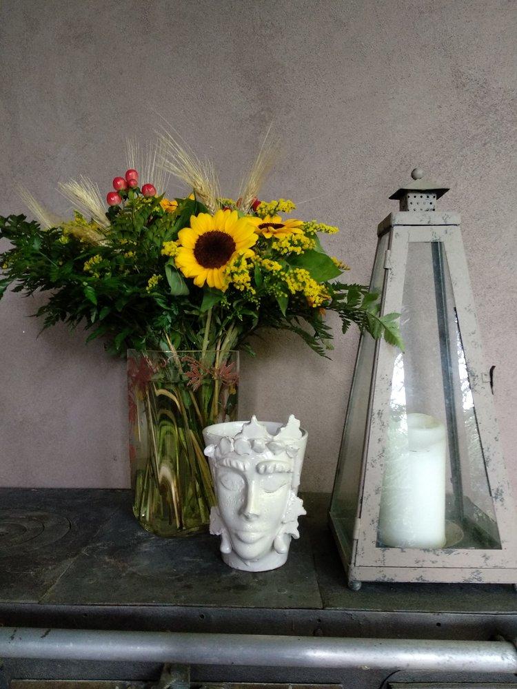 Agata Treasures From Sicily Unique Home Accessories Rustic Vase