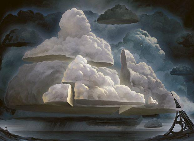 YMCAFT: Esper Panorama by Franz Vohwinkel