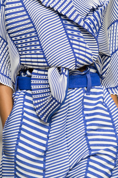 Issey Miyake Paris Fashion Week Spring 2017.  Source