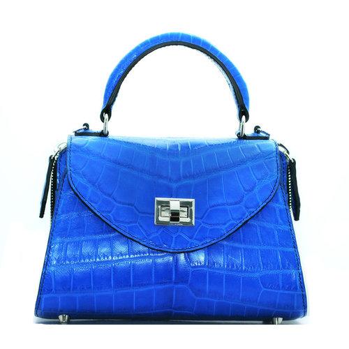 Kathryn Allen Couture's Azure Blue Macro Annabelle