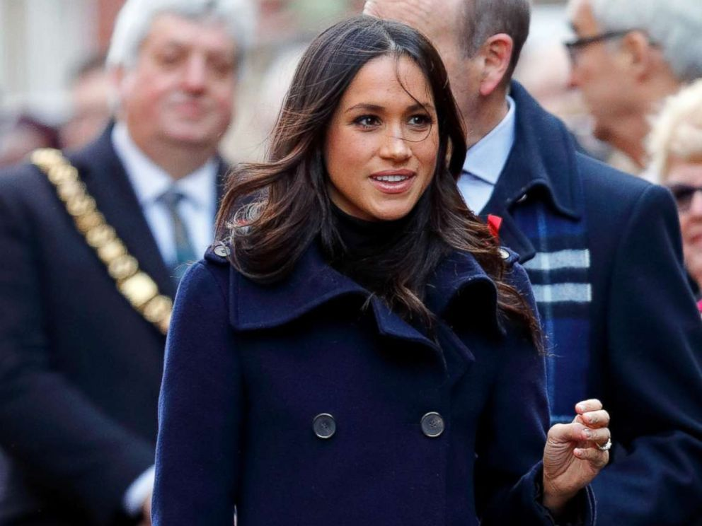The incredible Meghan Markle.
