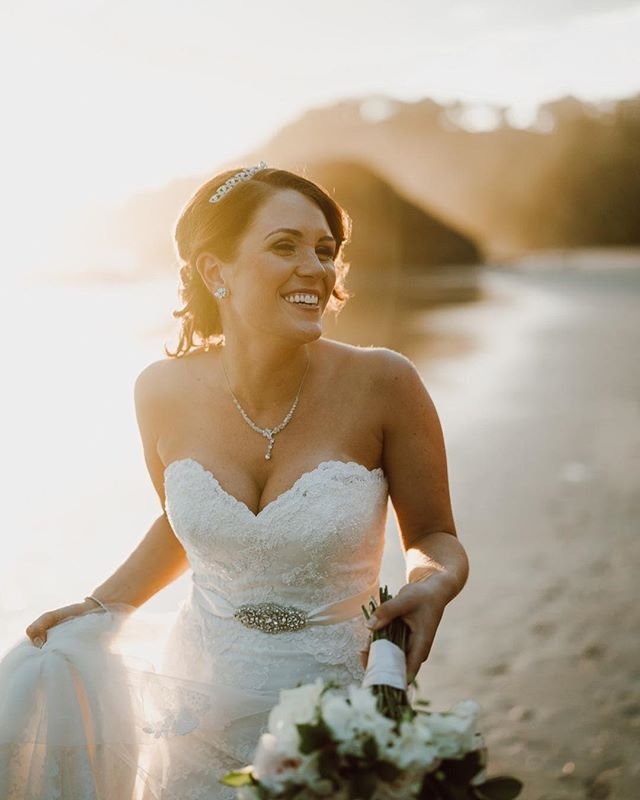 Going into the new week with big smiles and excited for all the amazing projects we are working on!  The joy on this bride's face is truly why we do what we do! || Photo: @Whitediamondphotography  #beachwedding #beachbride #laceweddingdress #tropicaloccasions #weddingday . . . . . .  #Tropicaloccasions #destinationwedding #beachweddings #destinationweddingplanner #destinationeventplanner #beach #wedding #junglewedding #weddinginspo #beachweddinginspo #tropicalweddinginspo #weddingdayready #weddingphotography #weddinglove #thebigday #wedding #travel #costaricawedding #costaricaweddingplanner