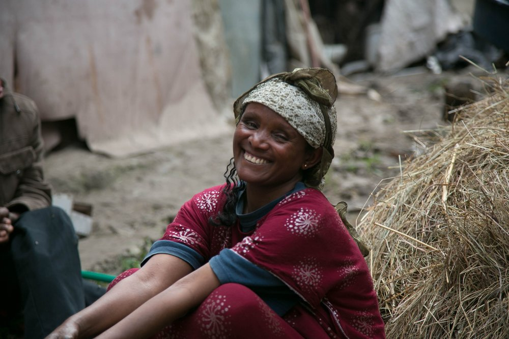 Wini is a graduate of I Pour Life's women's empowerment program, and is one of the most joyful people we've ever met. Your donations help Wini and women just like her lift themselves out of poverty in a dignified way!