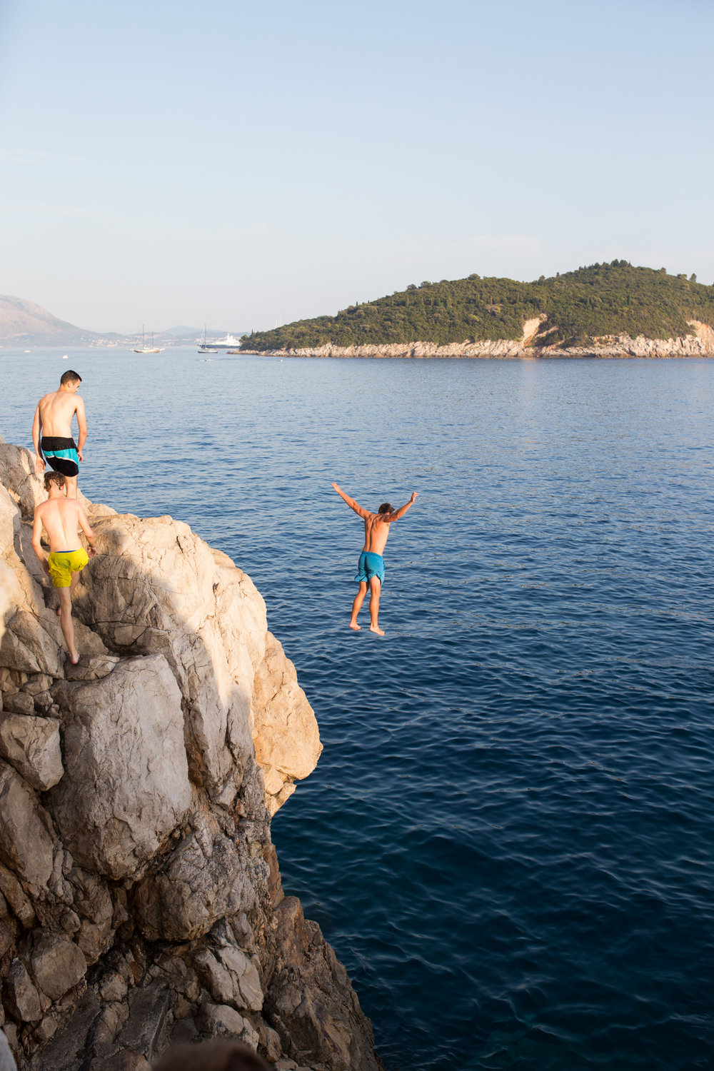 dubrovnik-croatia-dubrovnik hidden spots-dubrovnik beaches-cliff diving in dubrovnik-cliff diving in croatia-arose travels-alina mendoza-9645.jpg