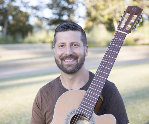 Yoga of Guitar Founder: Josh Brill