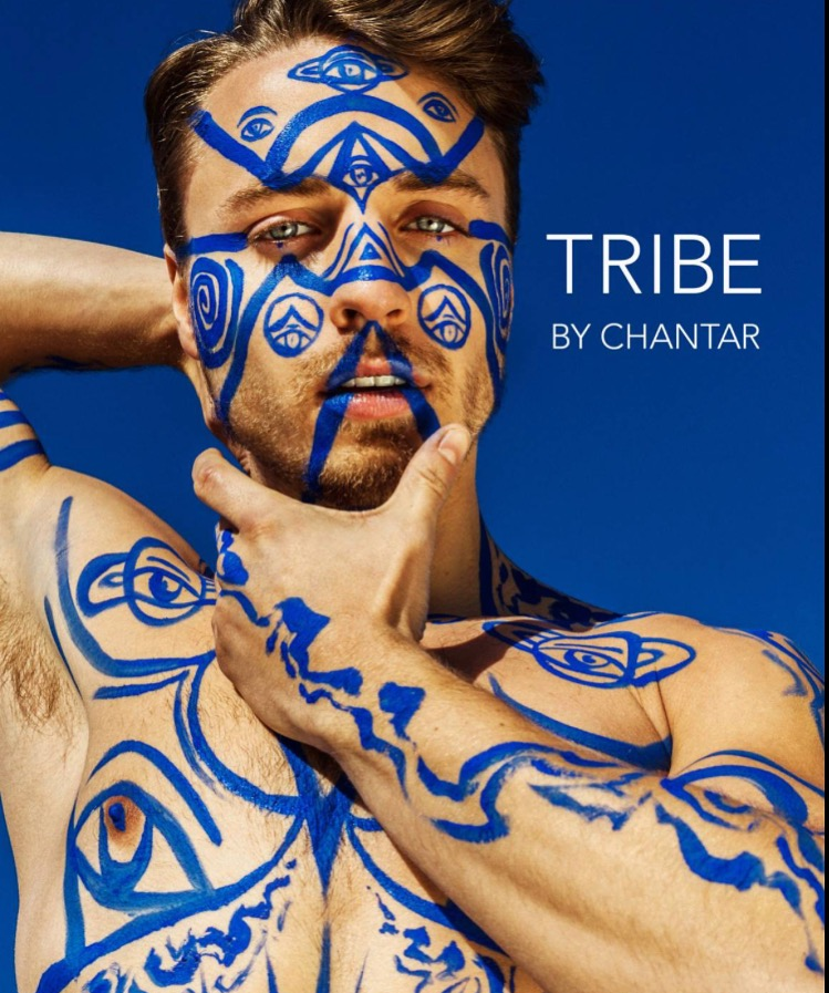 Cover Model, Tribe by Chantar