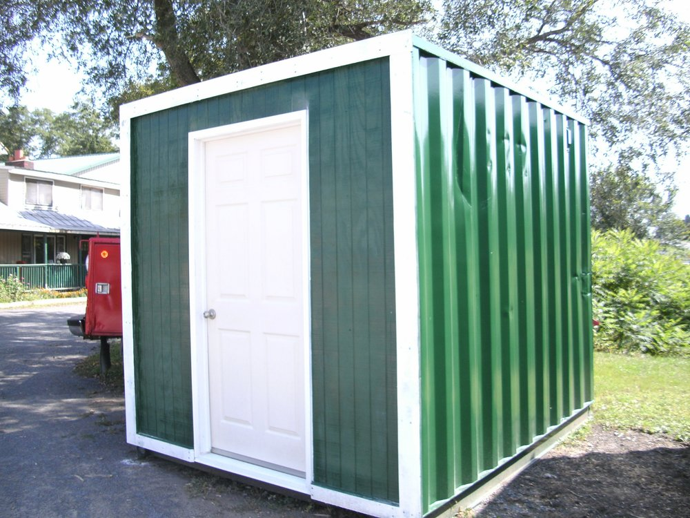 Storage containers Catskill Custom Containers