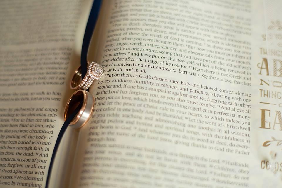 Iowa wedding photographer lehia erger photography rings bible.jpg
