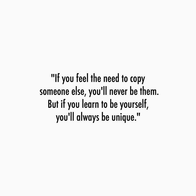 So true! ❤ #alwaysbeyourself #BLOGGERBOOTCAMP