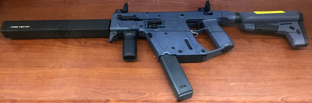 Kriss Vector in .45 ACP