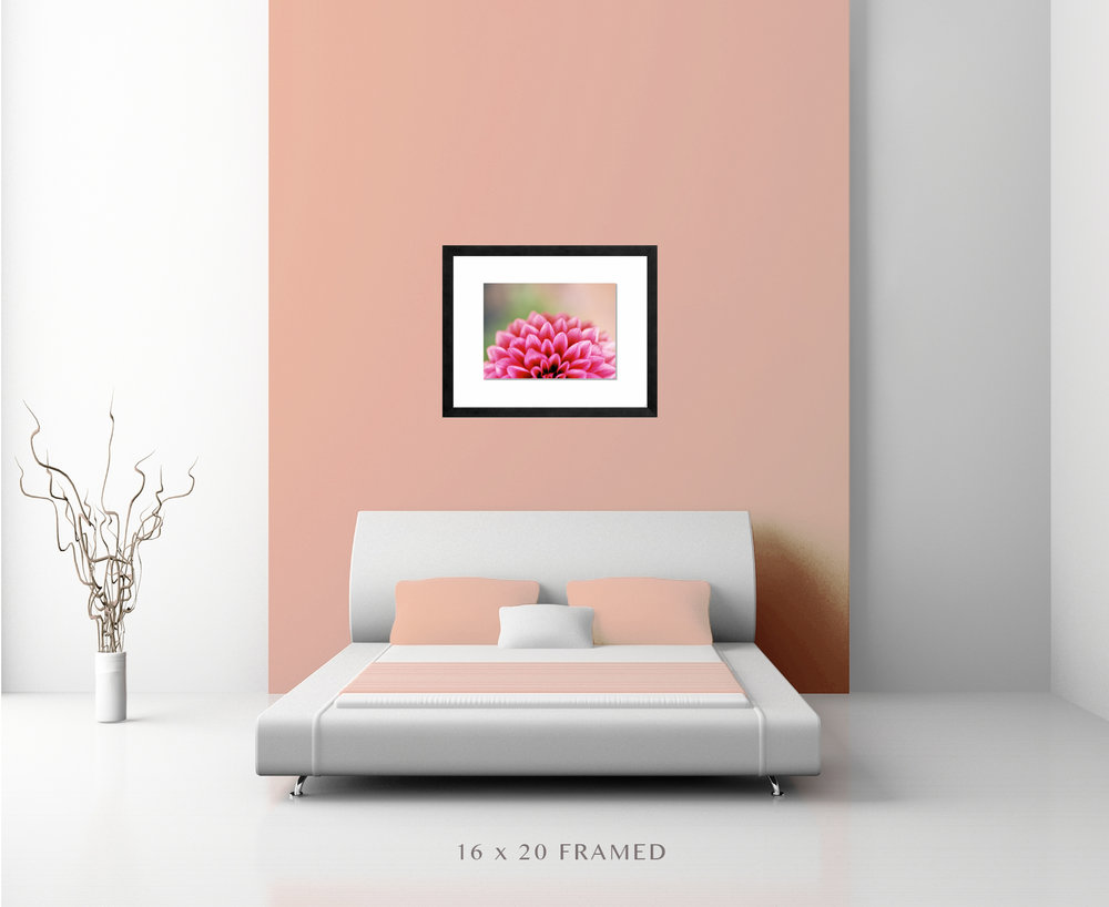 FLORAL WALL ART + DECOR -