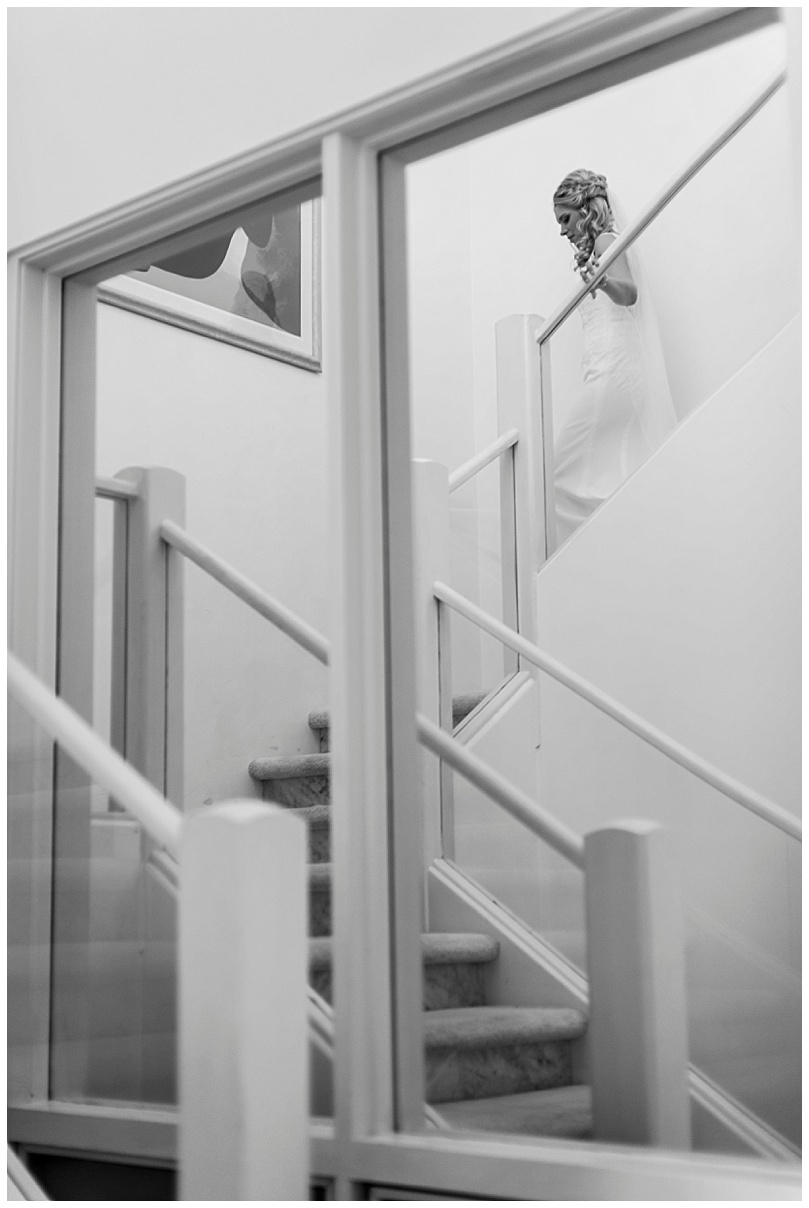 ironwoods-beach-elopement-maui-bride-walking-staircase