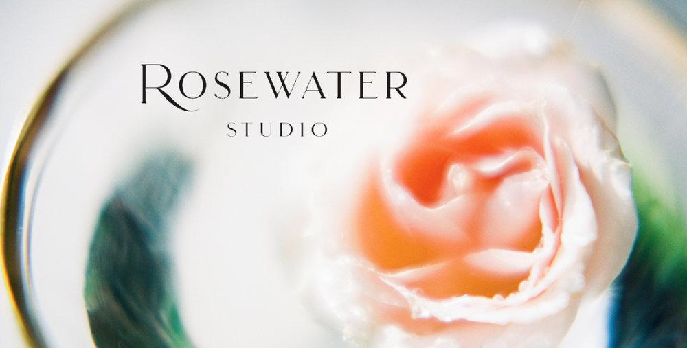 Rosewater Studio Branding Shoot