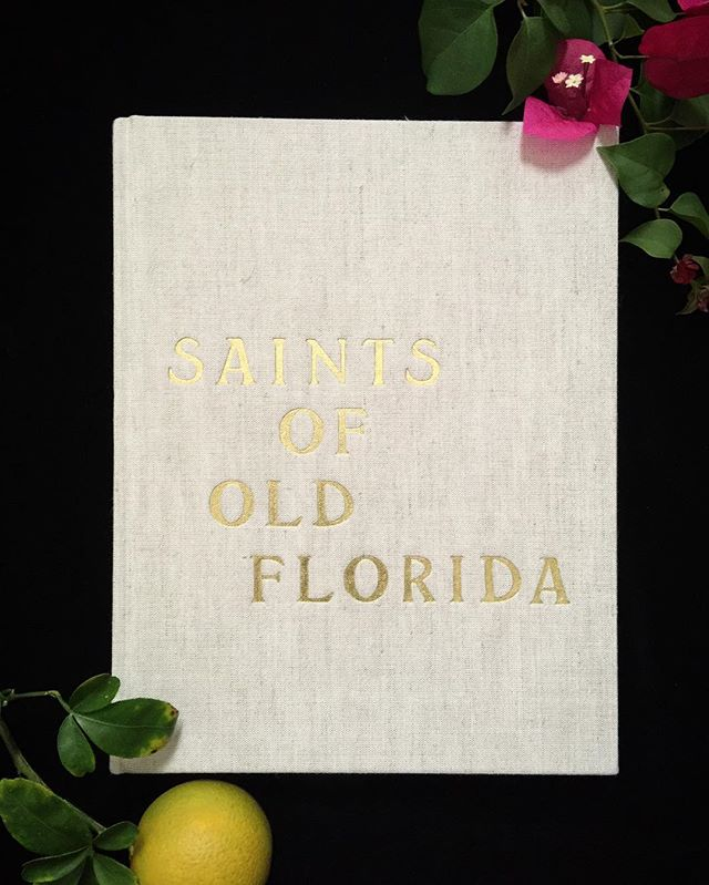 Some of us are celebrating All Saint's Day...literally. One of our favorite books of the year is  @saintsofoldflorida for reasons close to home & bc these ladies have shown us how to celebrate life.