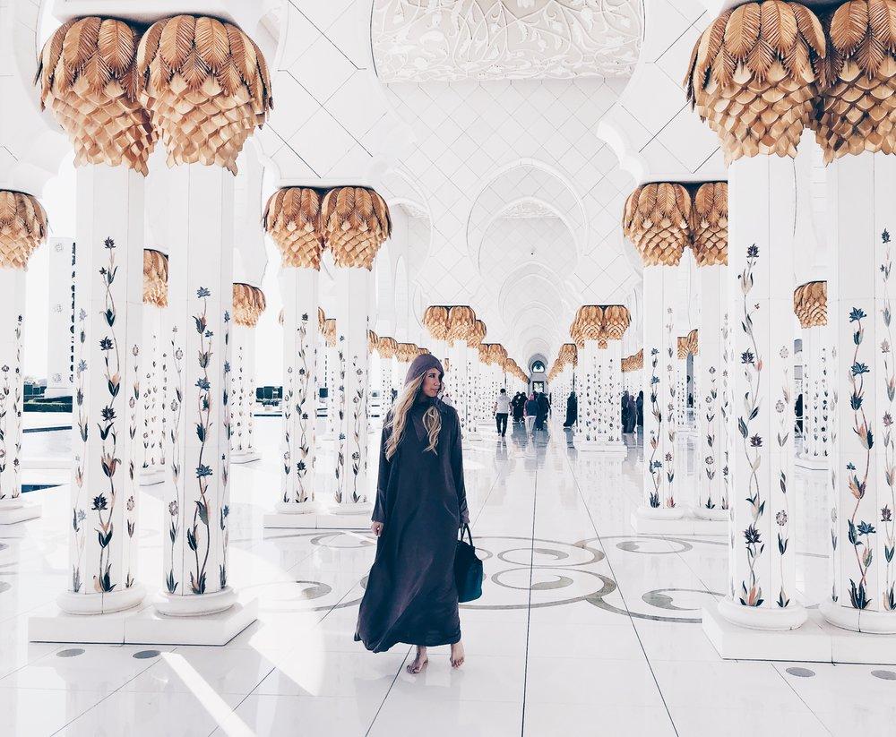 VISIONS OF ABU DHABI -