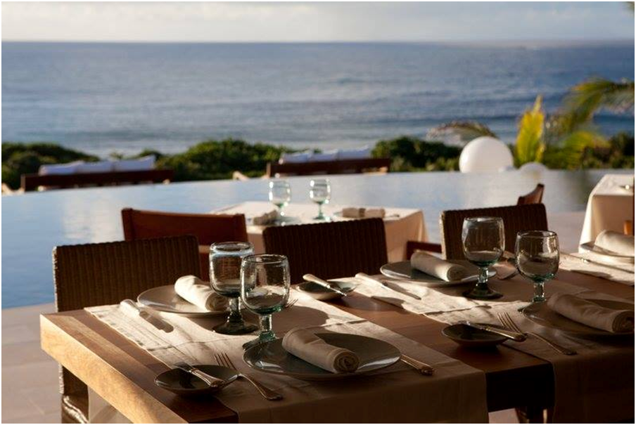 Hôtel LE TOINY, Relais & Châteaux. ST BARTHÉLEMY, French West Indies