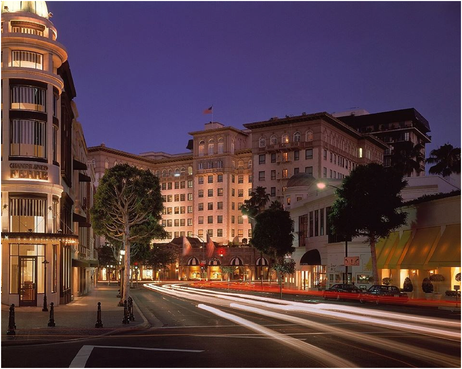 BEVERLY WILSHIRE, A Four Seasons Hotel, California