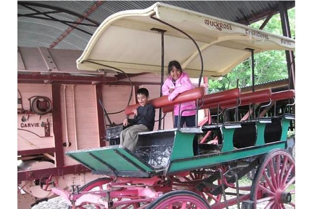 Muckross Wagon