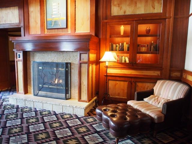 Four Seasons Resort Jackson Hole Library