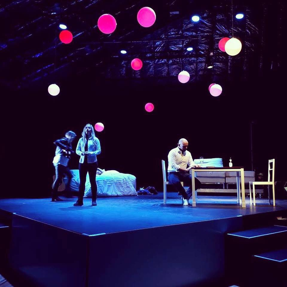 THE THINGS BETWEEN US - By Luke Di SommaA contemporary chamber musical about Dom and Sam - a different sort of couple in the modern world. Christchurch and Sydney. MORE INFO