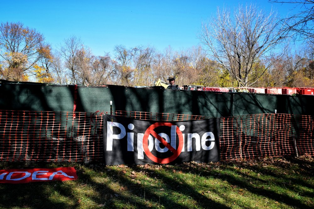 The construction of a high-pressure fracked gas pipeline close to Indian Point is raising concerns.