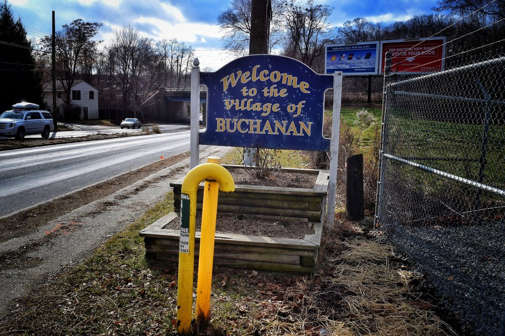 Buchanan, N.Y., a small town with a population of just over 2,000, is the home of Indian Point Energy Center.