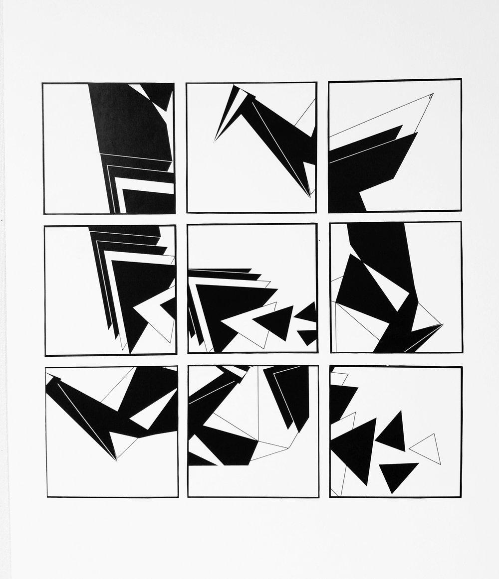 Gestalt Continuation Composition 2015