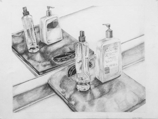 Drawing I  Graphite  2015