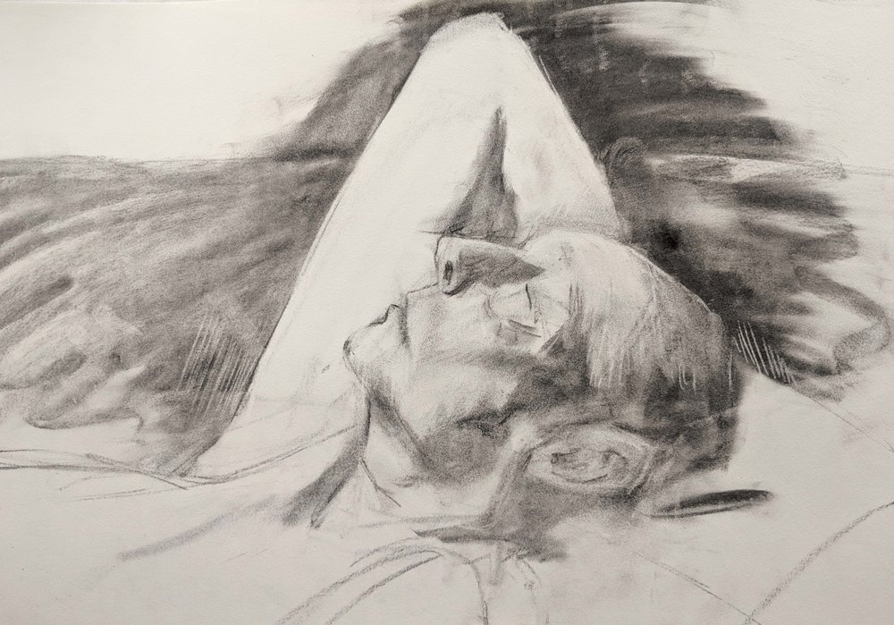 Life Drawing  Direct Observation  2018