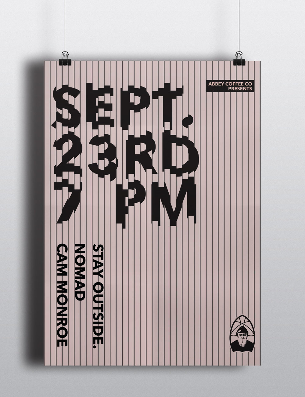 Sept 23 Show Poster