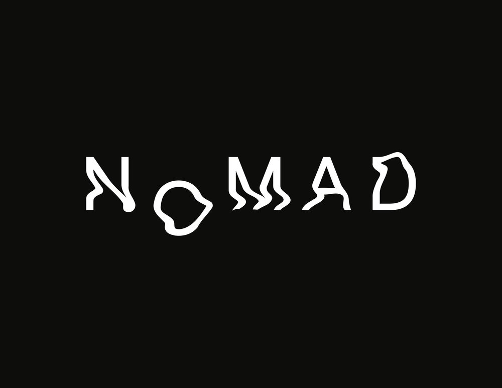 "The Band ""Nomad"" Logo Design"