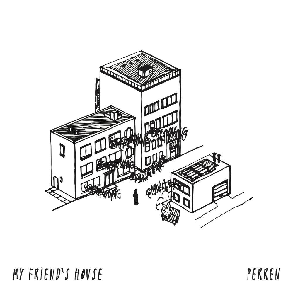 """""""Perren"""" Album Cover (Front)"""