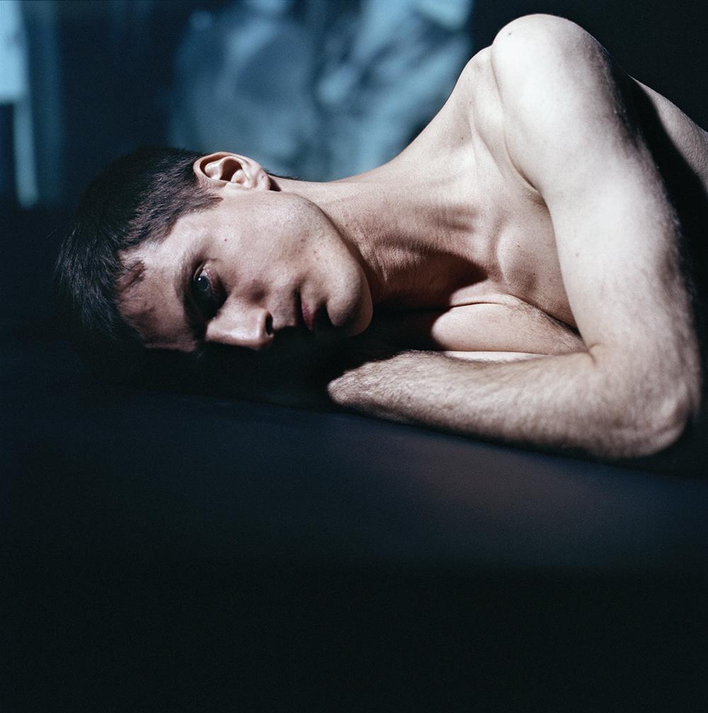 Fragile White Men-Set 1a of 2, 2014