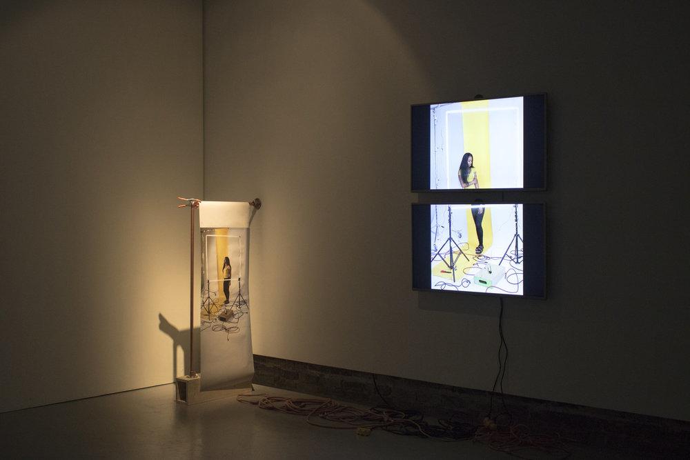 Installation Image Courtesy of Hamiltonian Gallery.