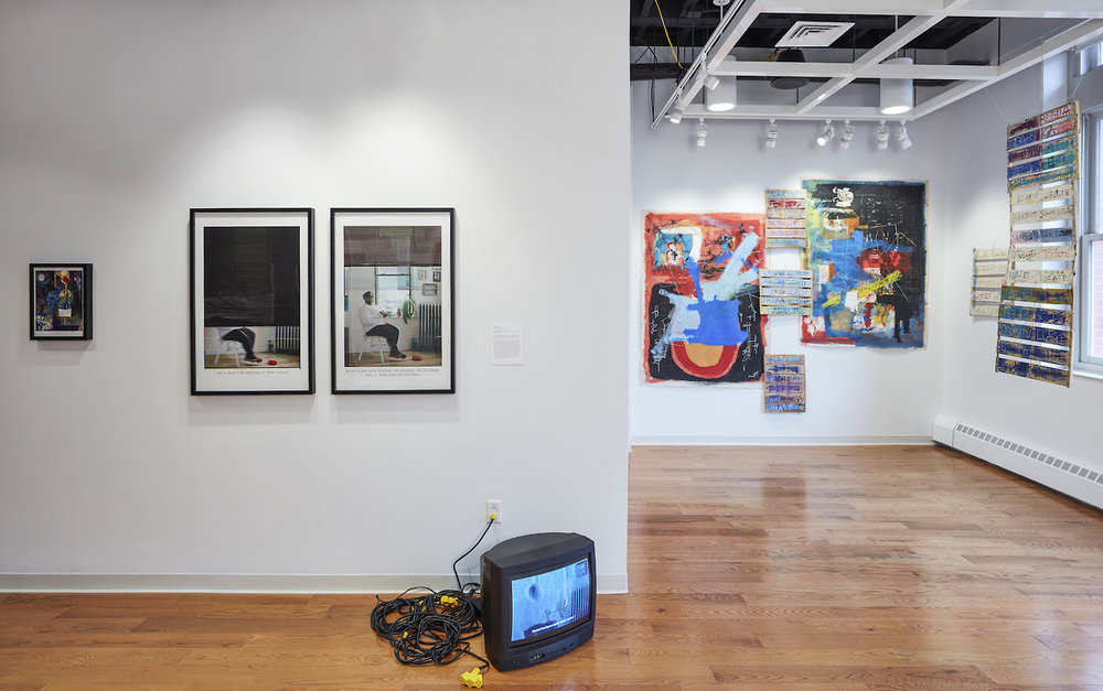 Installation Shot courtesy of CCCADI and Curator, Grace Ali