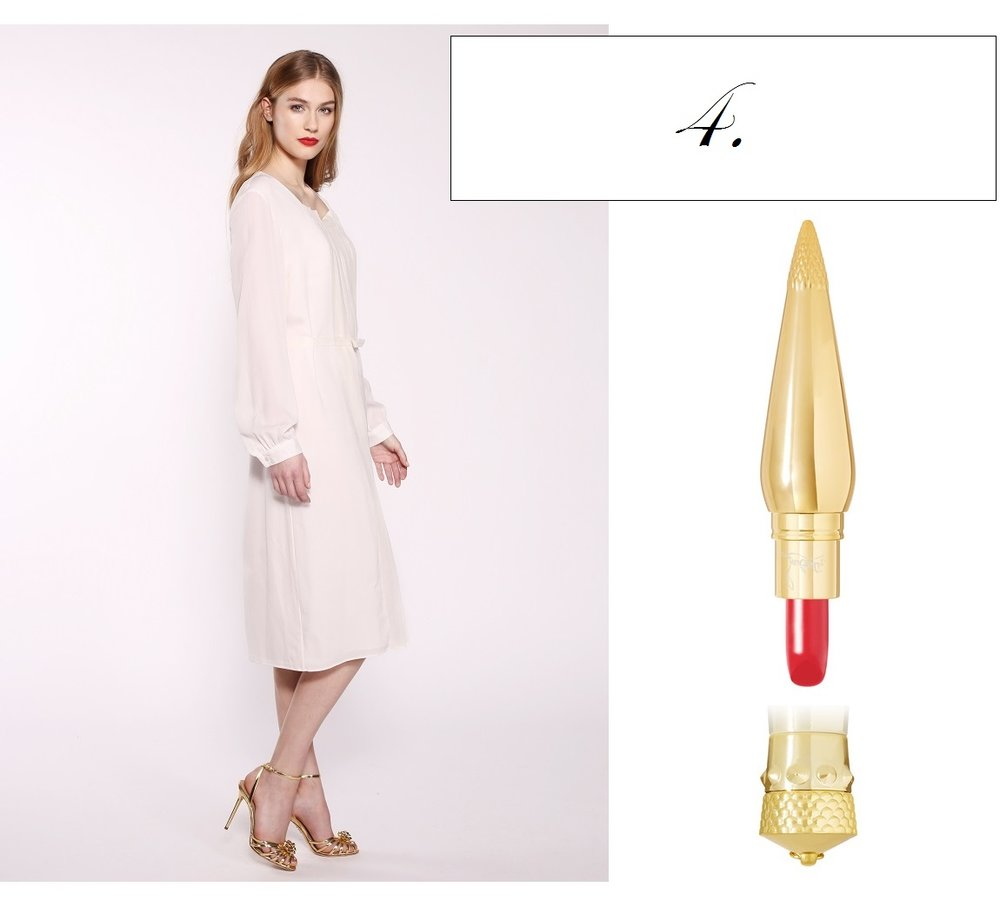 When it comes to chic and VERSATILITY nothing can compare to a white dress, especially when it's delivered in pure silk. Add elegant and classic midi-length coat and a pair of stilettoes and get ready to conquer the world! You can't go wrong with LWD.