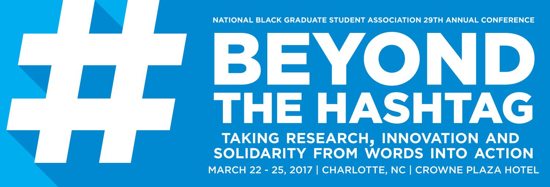 National Black Graduate Student Association (NBGSAC) @ Charlotte | North Carolina | United States
