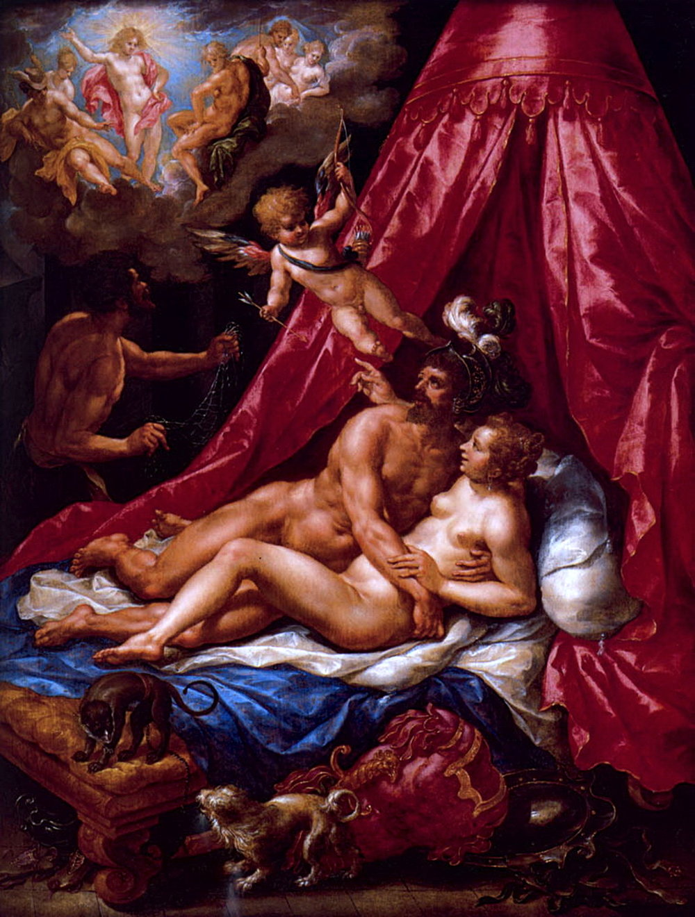 Mars_and_Venus_surprised_by_Apollo_-_Hendrik_de_Clerck_(1615).jpg