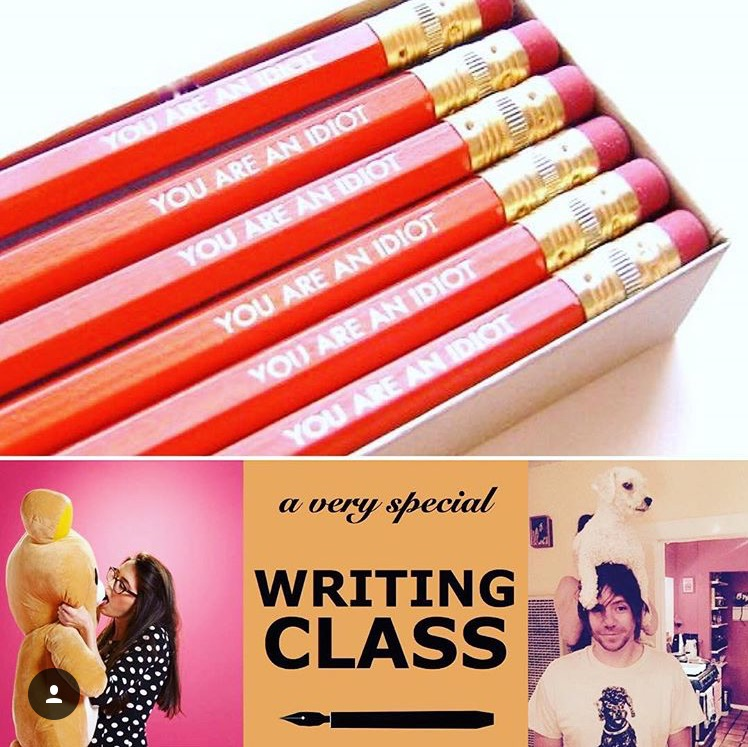 A-very-special-writing-class